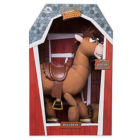 Конь Булзай говорящая игрушка Дисней - История Игрушек
