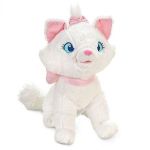 Плюшевая игрушка кошка Мари 20 см Дисней