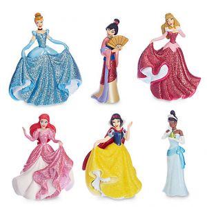 Игровой набор из 6 фигурок Диснеевские принцессы балл Дисней