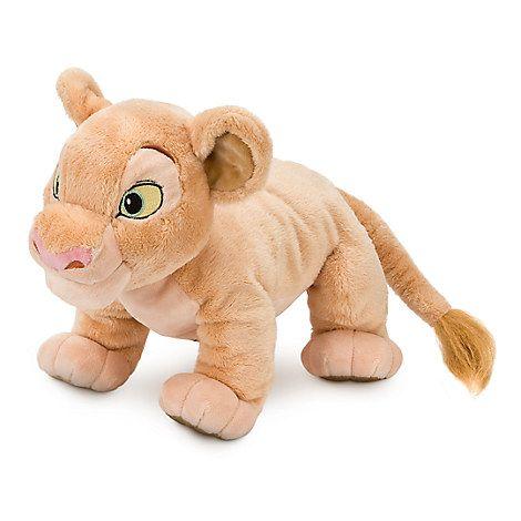 """Нала львица - мягкая игрушка плюшевая """"Хранитель лев"""" Дисней"""