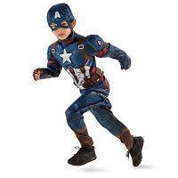 Карнавальный костюм Капитан Америка Марвел Дисней