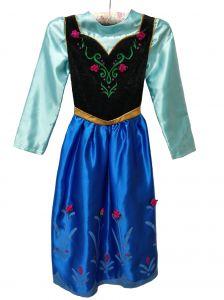 Костюм платье Анны Disneyland синее