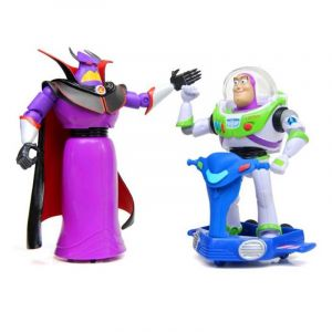Набор Toy Story Buzz vs Zurg - История игрушек Базз Лайтер и Зург (14-16см)